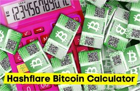 Calculations of Profit through HashFlare BTC Calculator