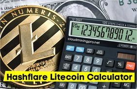 Litecoin Mining Profit and Its Calculation on HashFlare