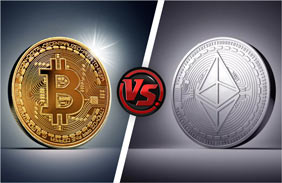 Bitcoin vs. Ethereum. What is the Best Cryptocurrency to Mine?