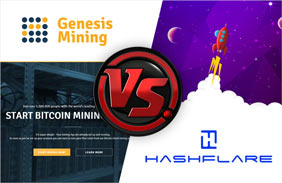 HashFlare vs. Genesis Mining. Which Service is Better?