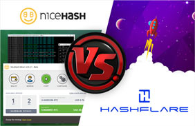 HashFlare vs. NiceHash. Which Service is Better?