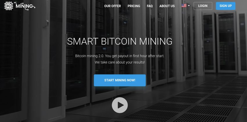 IQ Mining Service Review